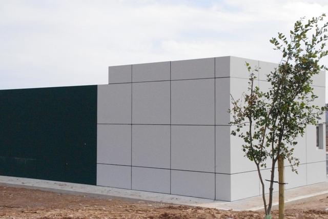 Panel Viroc en Construcciones modulares Balat - Balat - Modulos ...