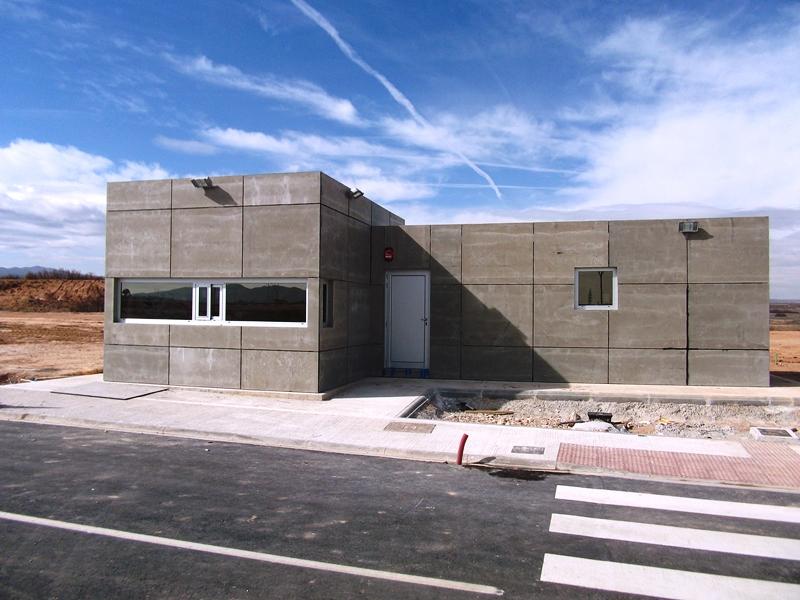 Edificio Prefabricado BALAT Construcción Modular