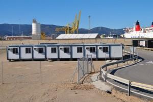 BALAT Construcción modular - Conjunto modular alquiler algeciras