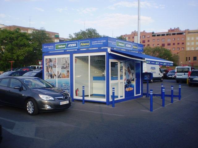 Oficina modular balat alquiler vehiculos balat oficinas modulares - Oficinas europcar madrid ...