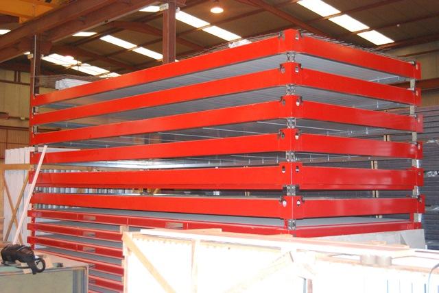 casetas modulos prefabricados desmontables BALAT