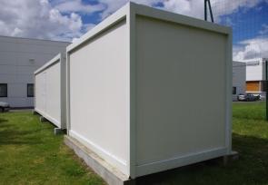 Unidad de descontaminaci n balat modulos prefabricados - Casetas prefabricadas leroy merlin ...