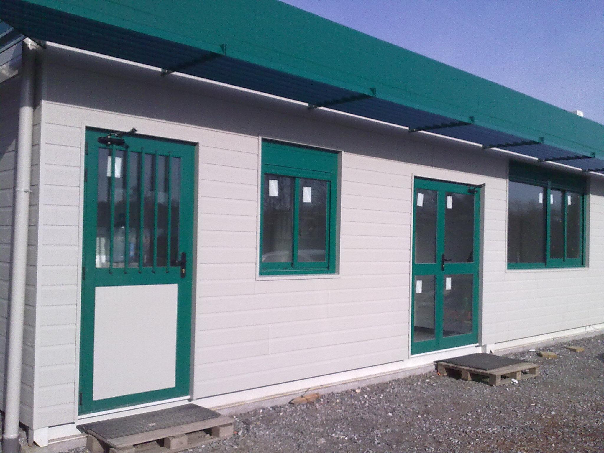 Oficinas prefabricadas oficinas modulares construcci n for Construccion de oficinas modulares