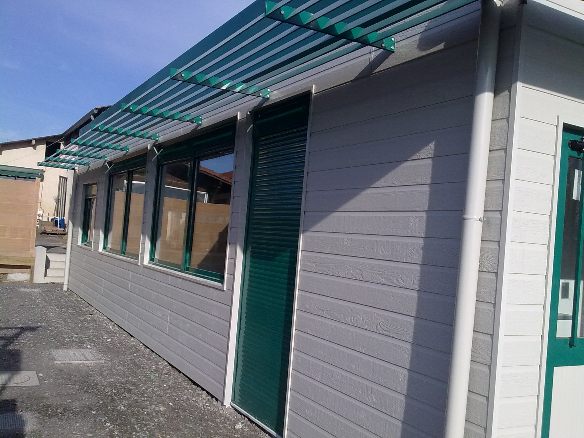 Oficinas prefabricadas oficinas modulares construcci n for Oficinas modulares