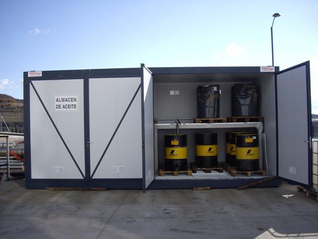 Casetas de obra casetas prefabricadas casetas desmontables for Casetas metalicas a medida