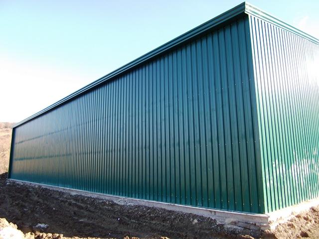 almacenes modulares Nave prefabricada desmontable balat