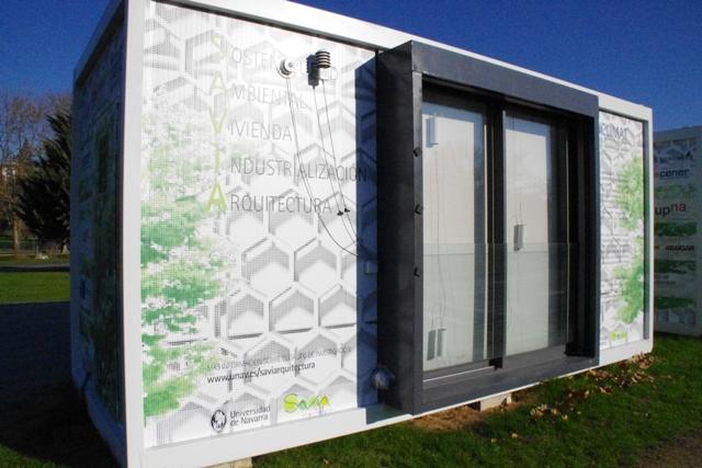 M dulo prefabricado balat un prototipo de vivienda - Modulos prefabricados para viviendas ...