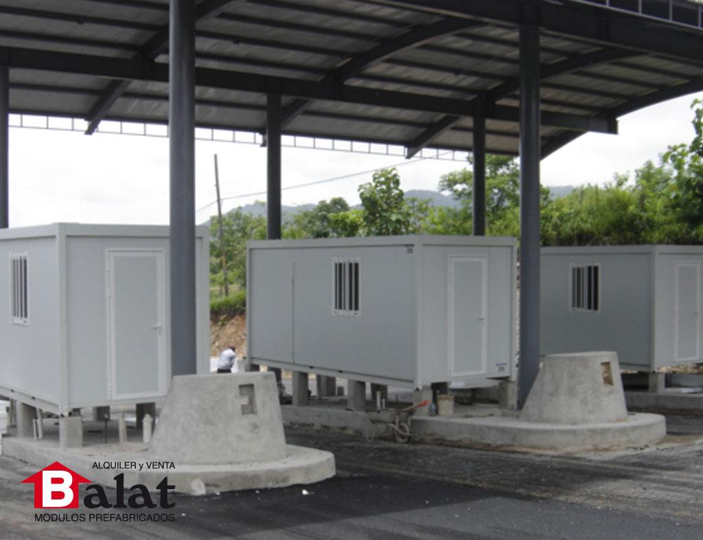 M dulos prefabricados para control de carga en costa rica balat m dulos prefabricados - Balat modulos prefabricados ...