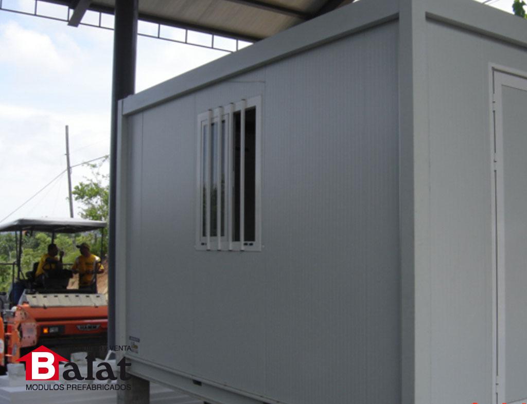 M dulos prefabricados para control de carga en costa rica - Modulos metalicos prefabricados ...