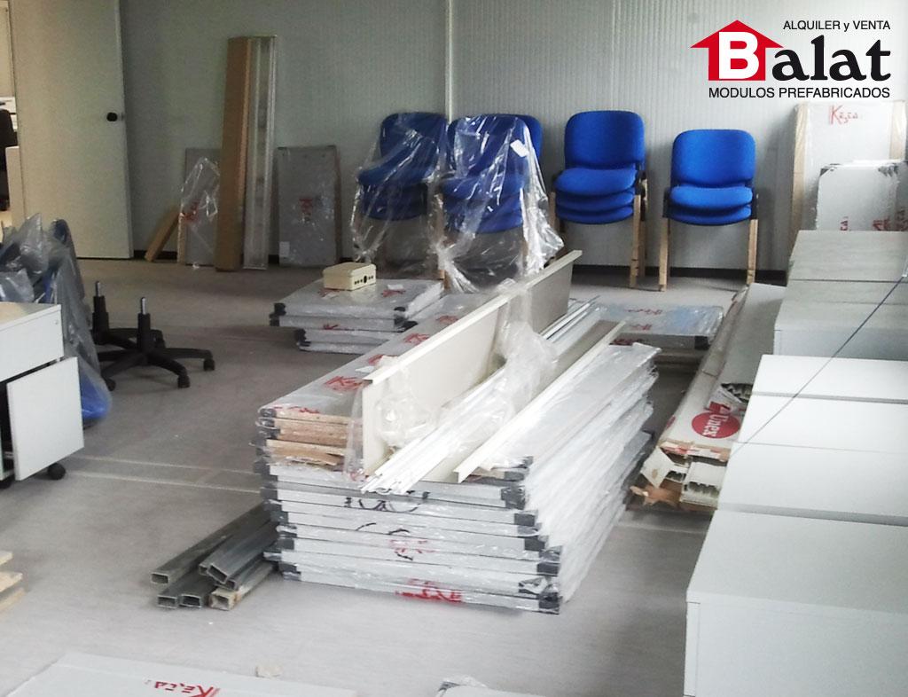 Proyecto de construcci n modular de balat m dulos para la empresa la africana en posadas c rdoba - Balat modulos prefabricados ...