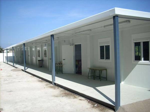 M dulos prefabricados soria venta y alquiler de m dulos - Modulos de vivienda prefabricados ...