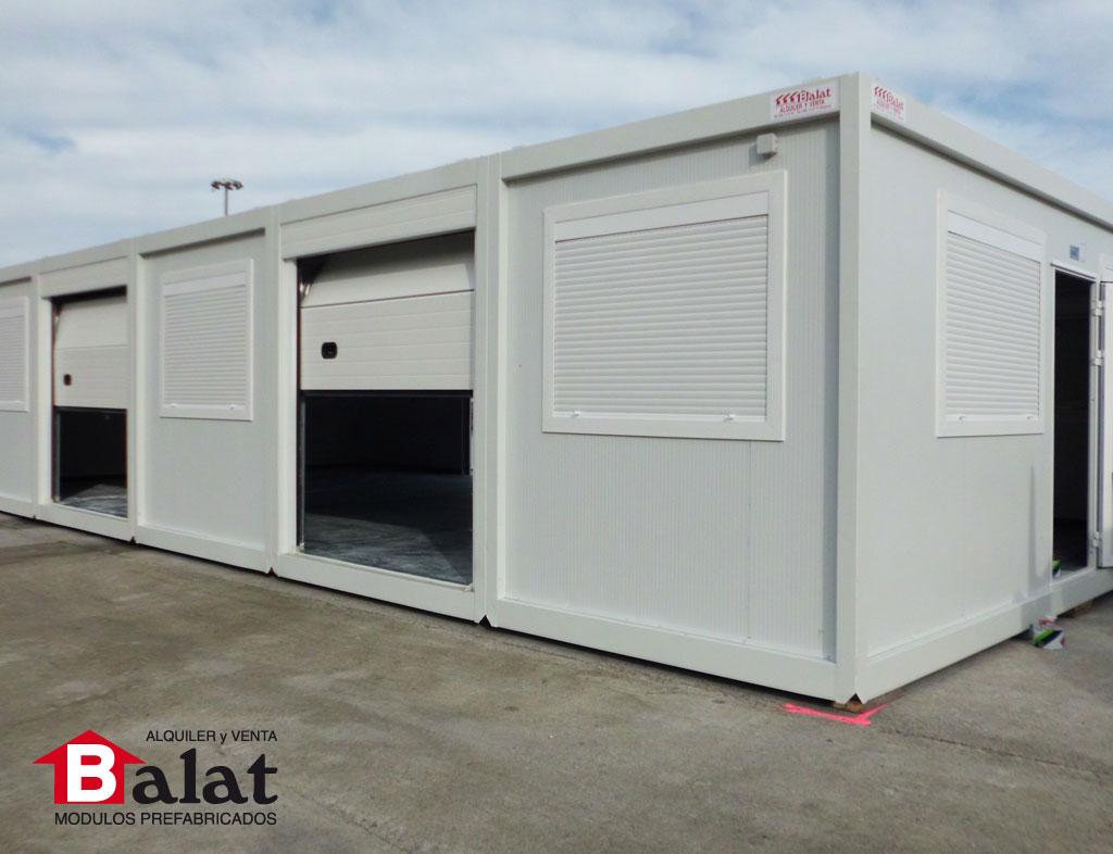 Conjunto modular Balat Modulo prefabricado en Ondarroa