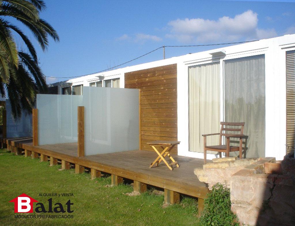 Casetas de obra casetas prefabricadas alquiler caseta - Modulos de casas ...