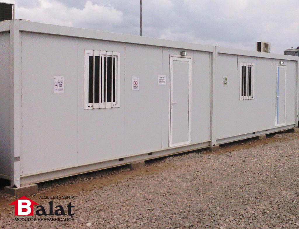 M dulos prefabricados balat proceso de montaje en venezuela - Balat modulos prefabricados ...