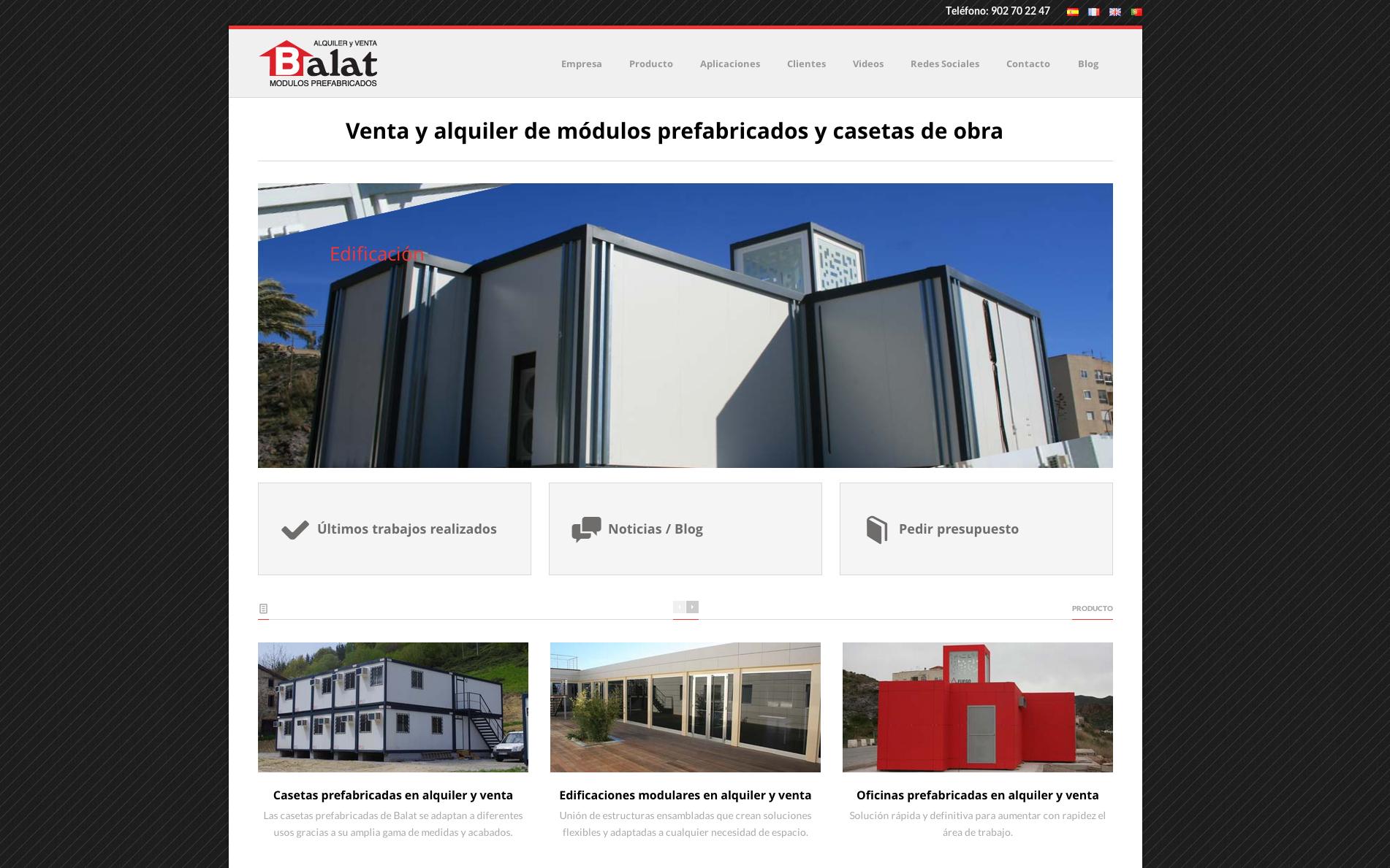 balat módulos prefabricados web