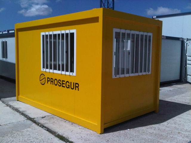M dulos prefabricados en murcia casetas de obra en venta - Balat modulos prefabricados ...