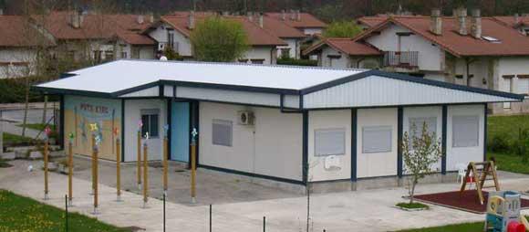 M dulos prefabricados en cuenca casetas de obra en venta y alquiler - Casa de modulos prefabricados ...