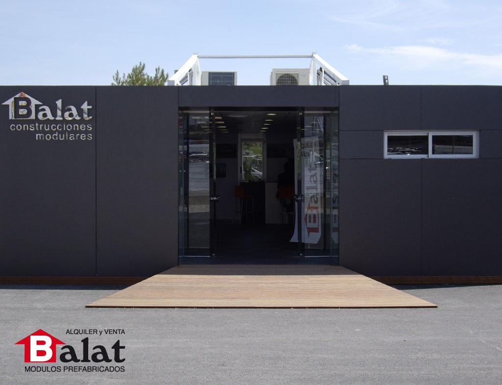 Casetas prefabricadas m dulos a medida creatividad en for Casas y casetas prefabricadas