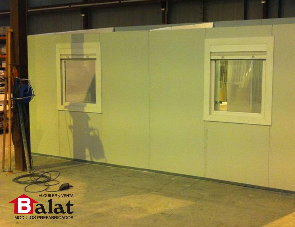 Casa prefabricada de m dulos balat proyectos balat i d - Balat modulos prefabricados ...
