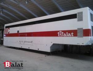 Truck Sanitarios BALAT