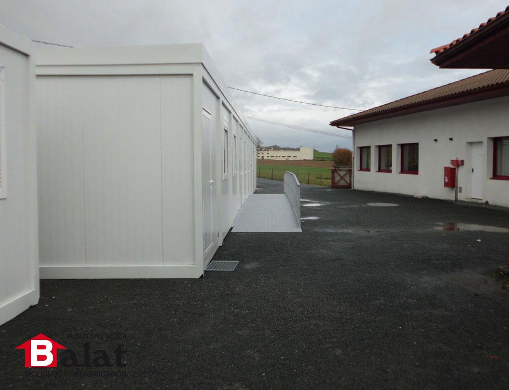 Aulas prefabricadas Hasparren BALAT