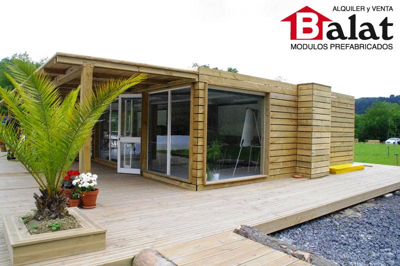 Caseta prefabricada ampliada para wave garden la ola - Balat modulos prefabricados ...