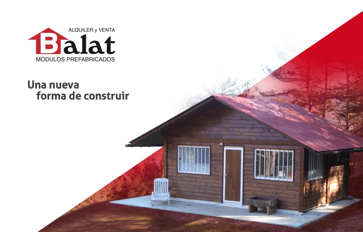 Casas prefabricadas balat una nueva forma de construir - Casas prefabricadas en navarra ...