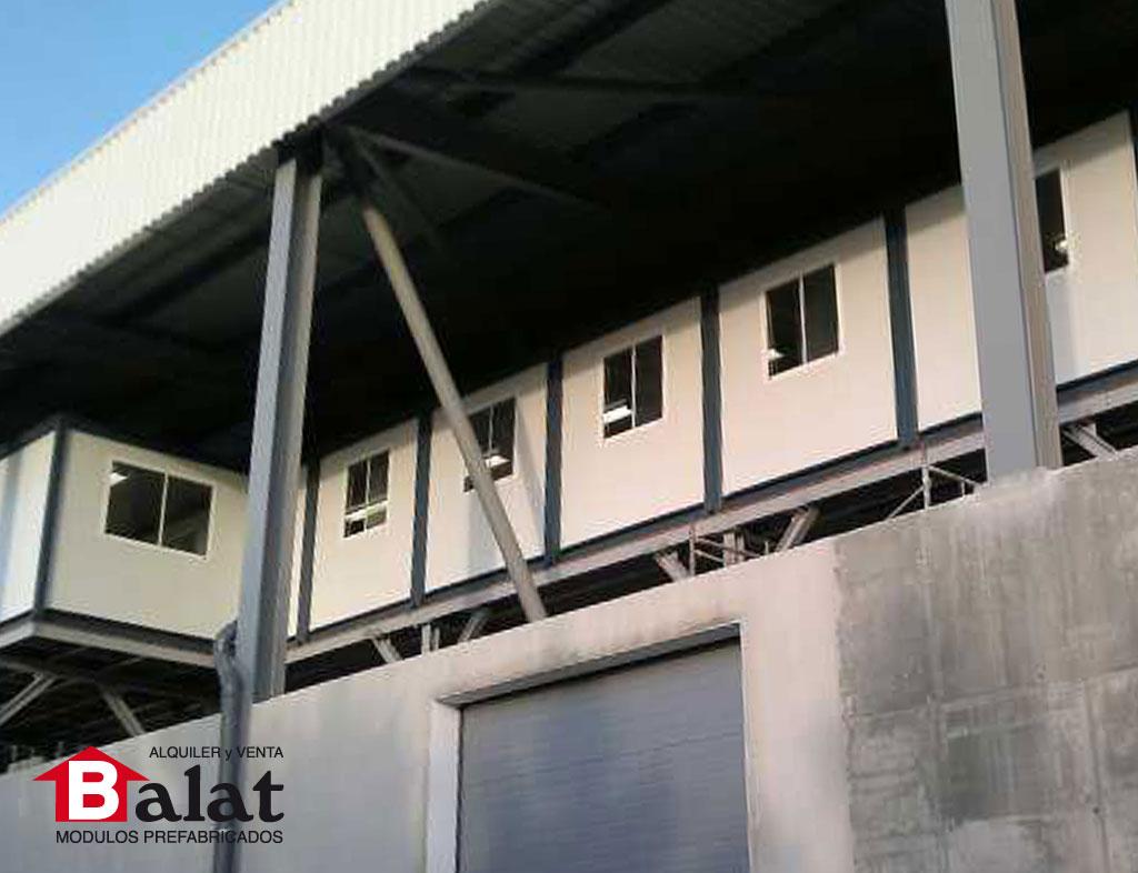 Casetas prefabricadas en portugal para la empresa ros roca balat - Balat modulos prefabricados ...