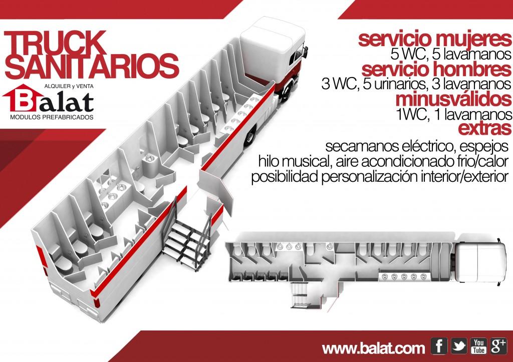 Truck Sanitario Balat