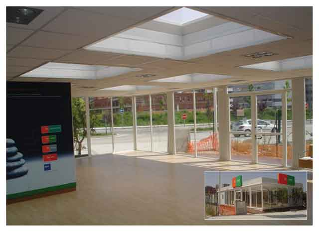 Oficinas modulares en venta y alquiler en montevideo for Oficinas modulares