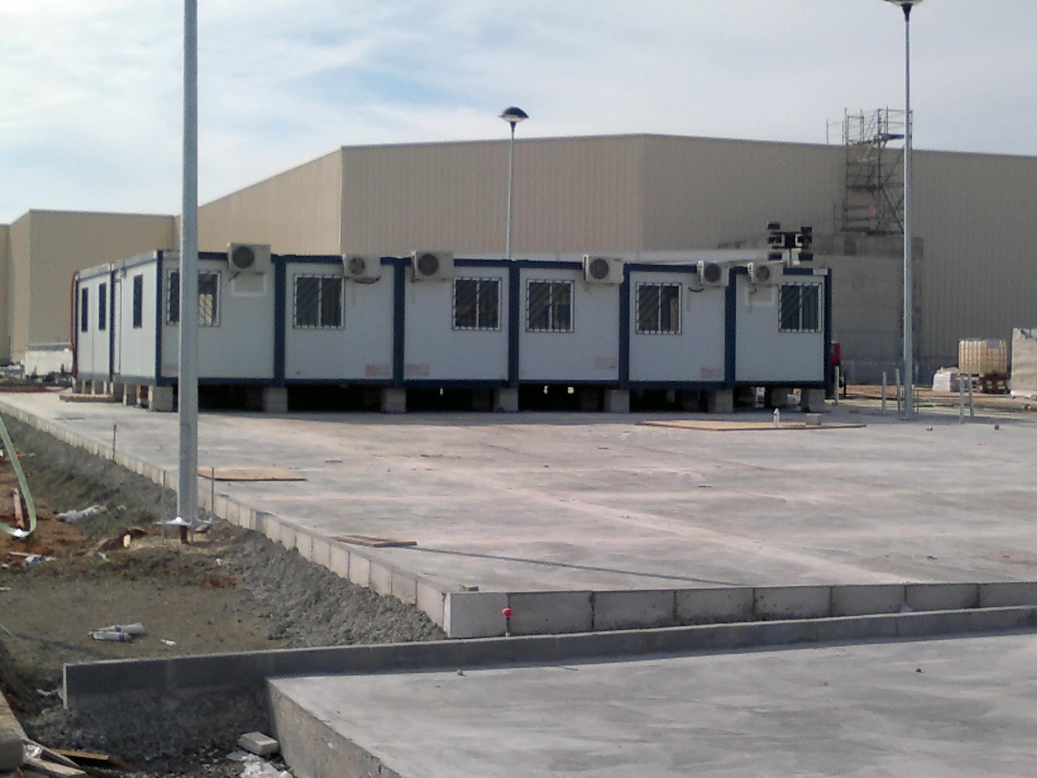 Oficinas de obra para costco wholesale en sevilla balat m dulos - Oficina de obra ...