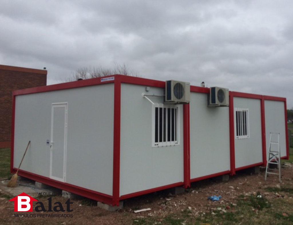 Balat casetas prefabricadas en uruguay oficina de obra balat - Oficina de obra ...