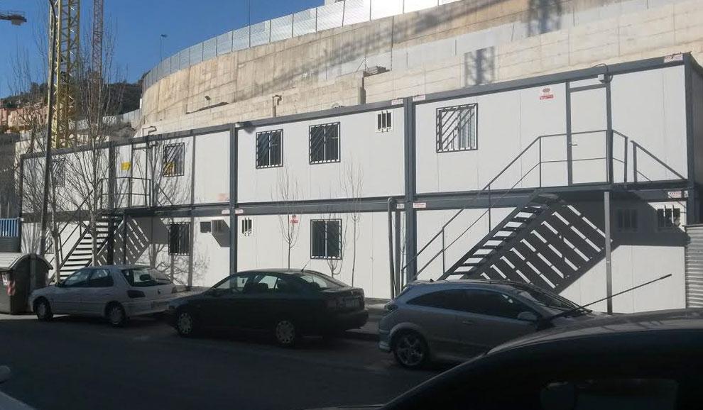 Balat oficinas de obra para hospital en granada balat - Oficina de obra ...