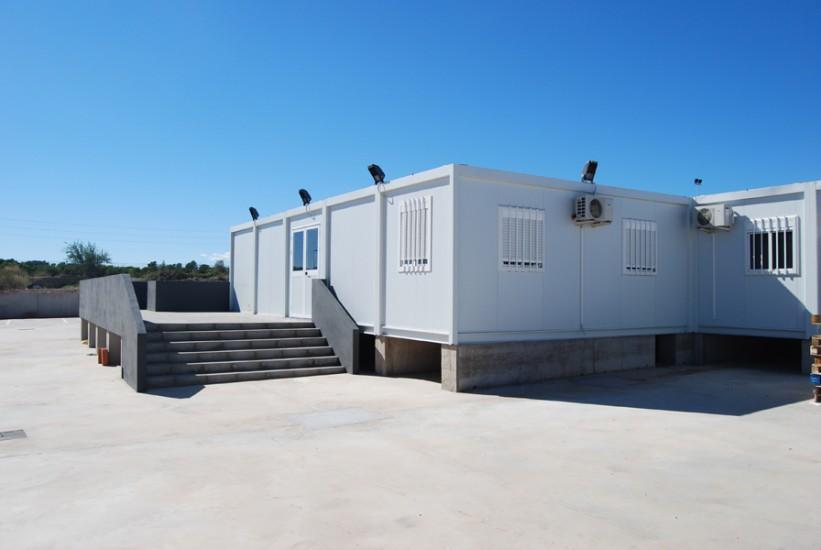 modulares prefabricados