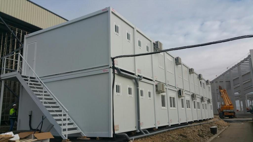Balat oficinas modulares en burgos balat for Oficina de empleo burgos