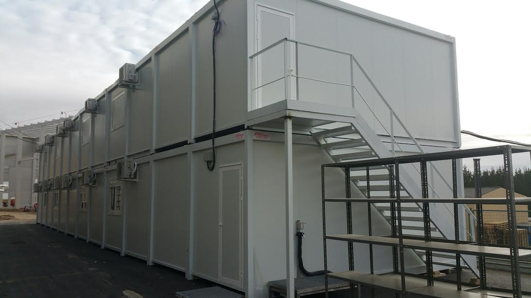 Balat oficinas modulares en burgos balat for Oficinas modulares