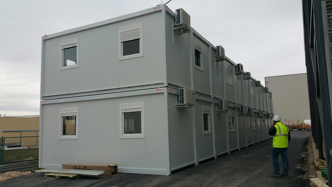 Balat oficinas modulares en burgos balat for Oficinas ibercaja burgos