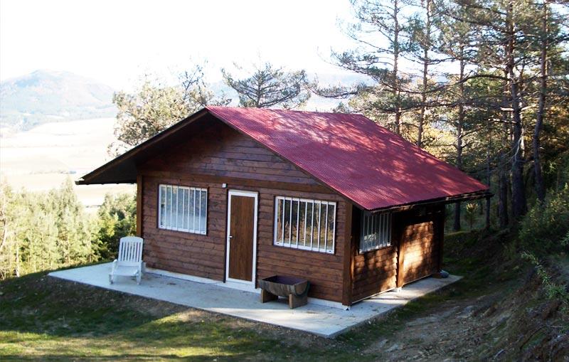 10 casas prefabricadas dise adas por estudios de - Casas prefabricadas sostenibles ...