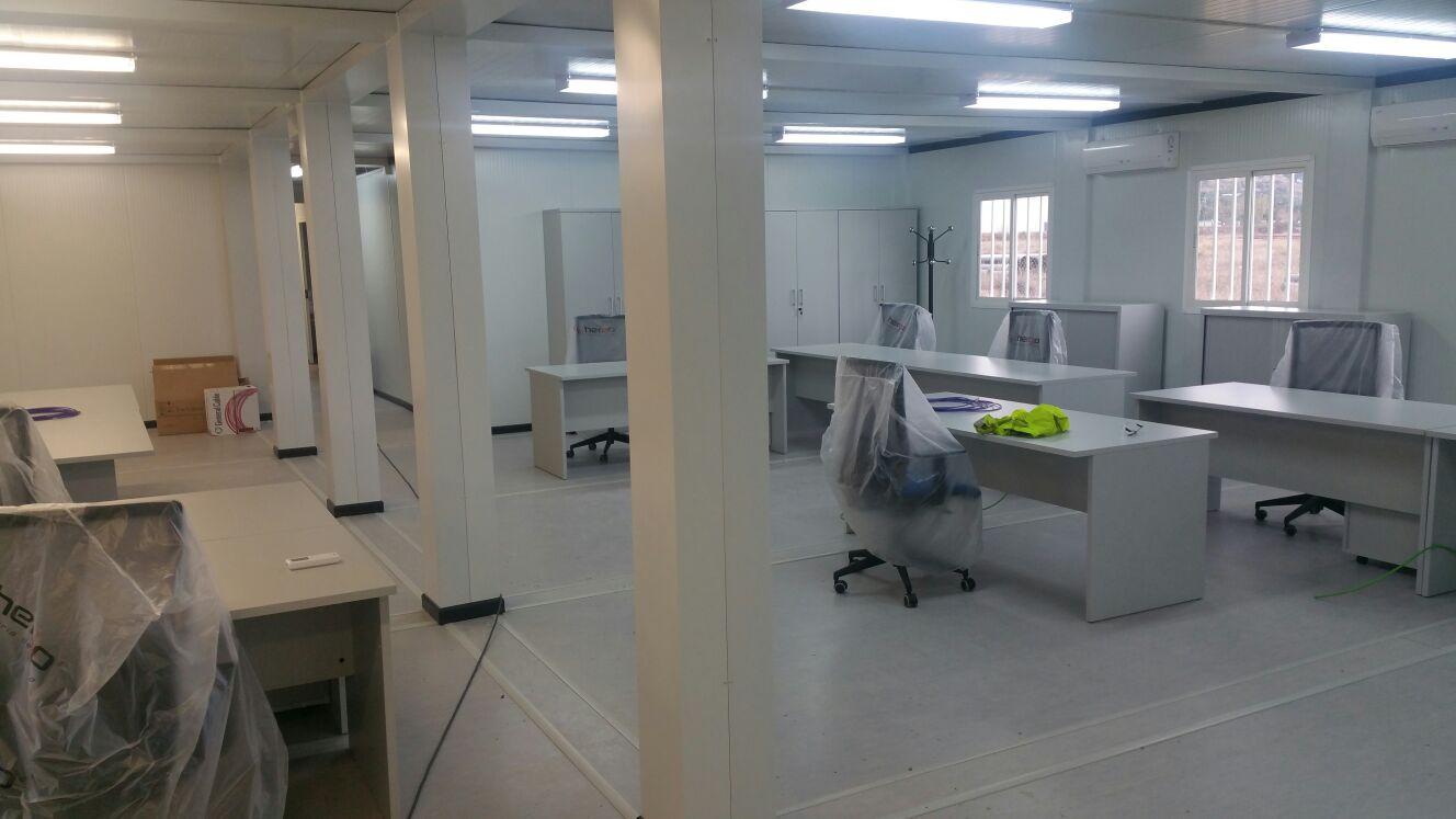 Oficinas prefabricadas en burgos balat for Oficinas ibercaja burgos