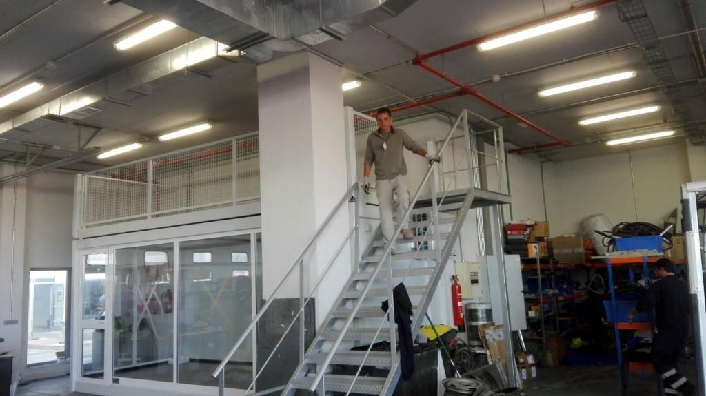 Balat balat construcci n modularbalat balat for Oficina prefabricada