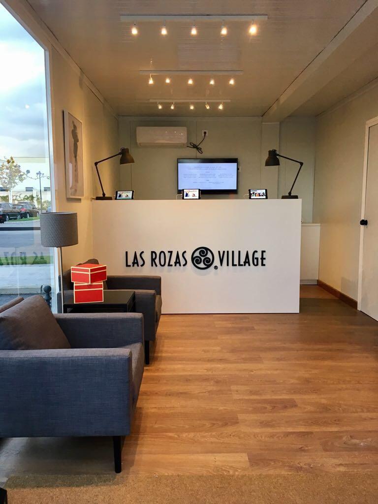 oficina modular en las rozas village balat